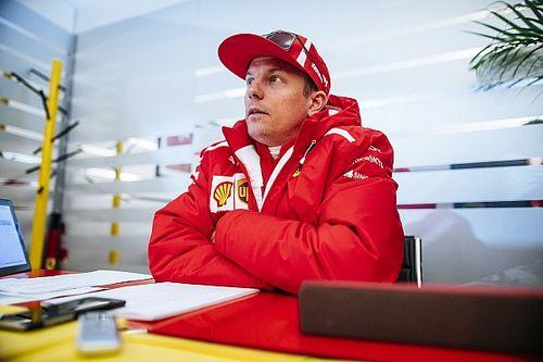 """Kimi Räikkönen wie er leibt und lebt: """"Meistens"""" keine Lust ..."""