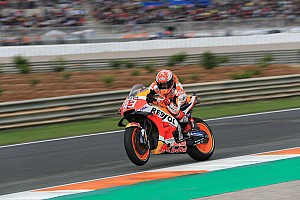 Marquez overcame crash pain to