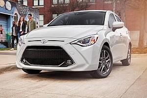 Toyota може вивести з ринку США модель Yaris