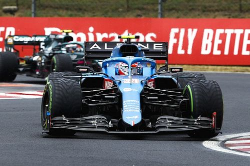 What Alpine found to turn around Ocon's F1 slump