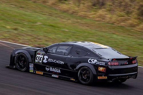 GT Sprint Race: estreia com terceiro lugar anima Possas no Potenza