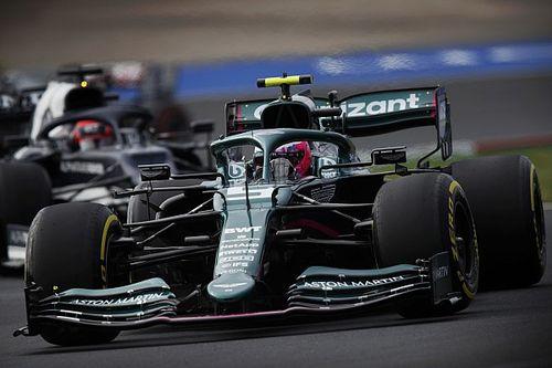 Aston Martin: We had to trust Vettel on slick tyre call