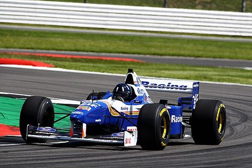 Damon Hill to demonstrate F1 title-winning Williams FW18 at Silverstone