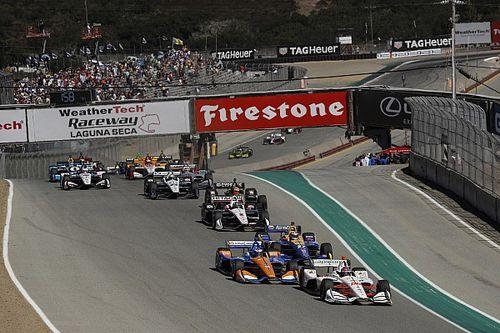 IndyCar confirma la cancelación de Portland y Laguna Seca