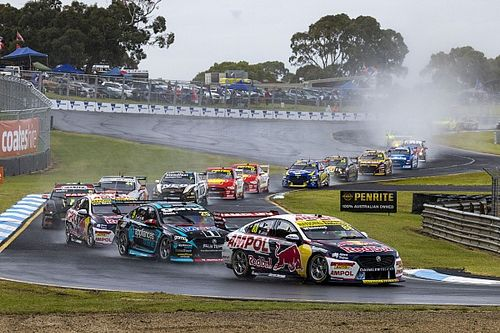 Supercars opens 2022 entry tender