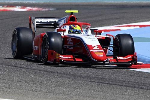 Новый напарник Шварцмана выиграл вторую гонку Формулы 2, совершив обгон на последнем круге