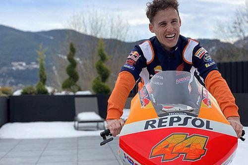Penampakan Pertama Pol Espargaro dengan Repsol Honda