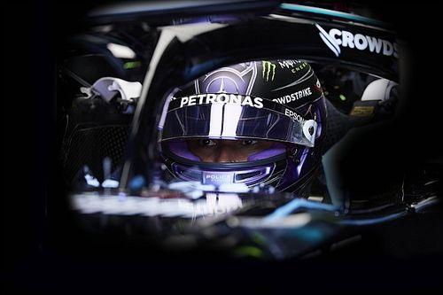 """Hamilton: """"Non pensavo di stare davanti alle due Red Bull"""""""