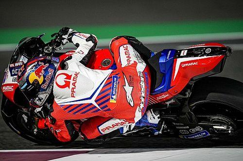 ¿Por qué la MotoGP de Pramac-Ducati lleva el logo de la Fórmula 1?