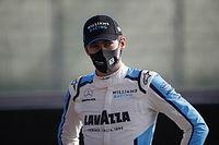 Russell vainqueur sur tapis vert lors du Virtual GP