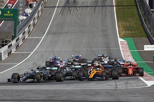 Онлайн. Формула 1. Гран При Австрии. Вторая тренировка. Прямая трансляция