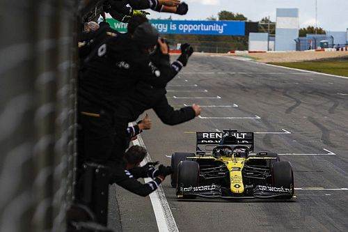 Ricciardo key to Renault's progress - Abiteboul