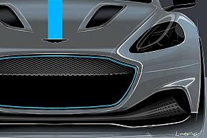 Aston Martin Rapide E, la supercar di James Bond è elettrica