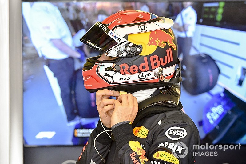 Horner: Gasly Q1 exit down to