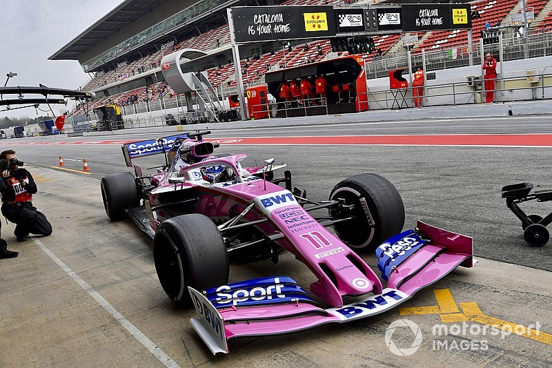 F1 teams may almost double front wing spares in 2019