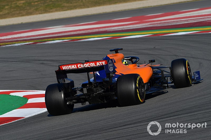 Ergebnis: Formel-1-Tests in Barcelona, 5. Tag