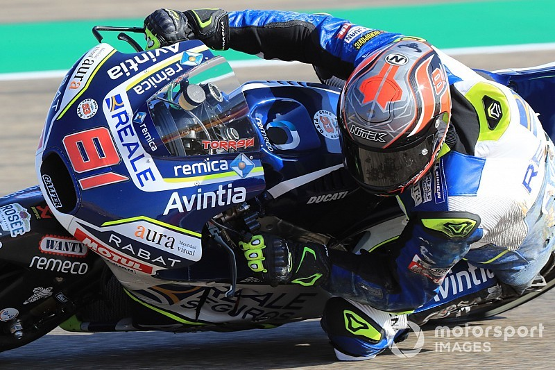 Rabat belum pulih, Torres balap lagi di Thailand