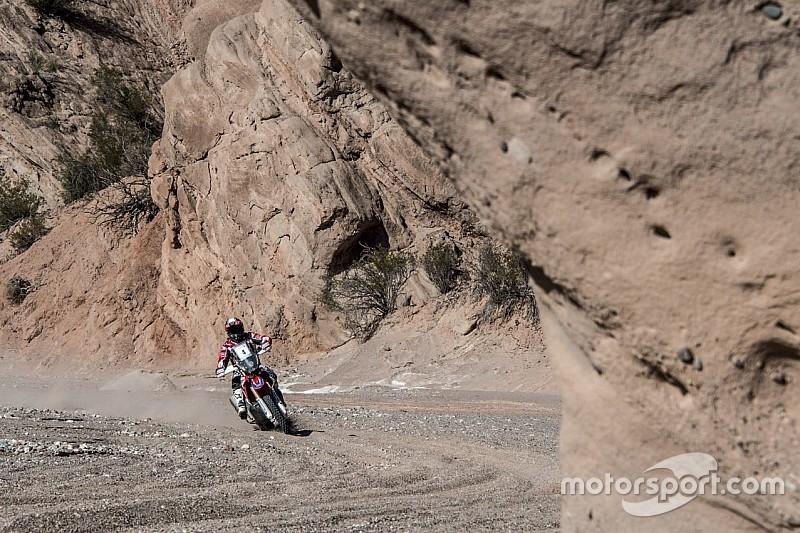 Gonçalves le devuelve la alegría a Honda en el Desafío Ruta 40
