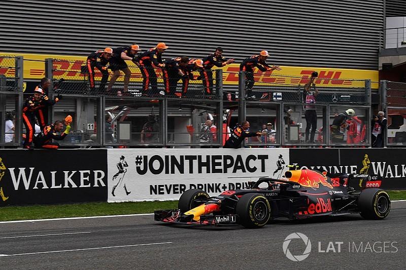 Verstappen, sorunlu günleri geride bıraktığı için mutlu