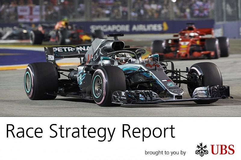 La estrategia del GP de Singapur: cómo Ferrari lo apostó todo... y perdió