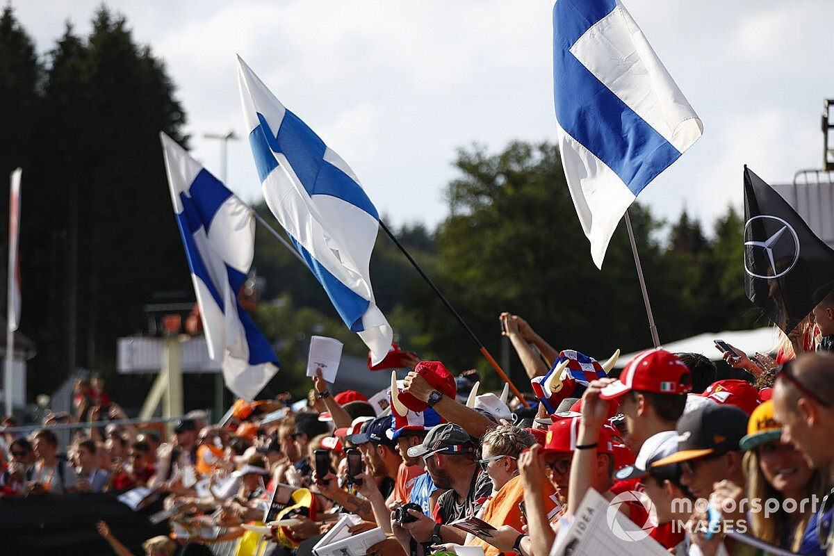 Study into Finland F1 race at new MotoGP track