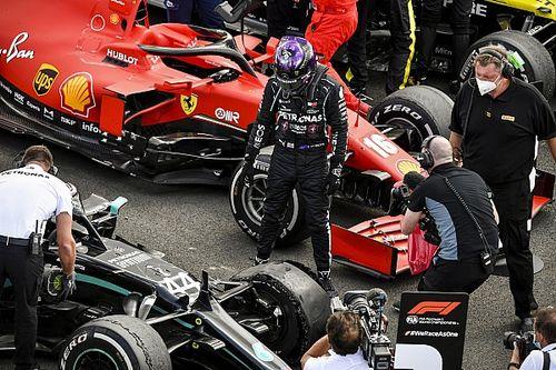 """Wolff: """"Abbiamo pensato e bocciato il secondo pit stop di Lewis"""""""