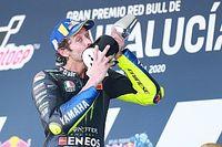 """Son expérience est """"parfois un problème"""" pour Valentino Rossi"""