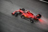 Bij Ferrari kijkt men niet achterom, Hongarije nieuw begin