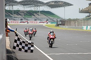 Other bike Race report Sepang Asia Talent Cup: Yanseen scores first championship points