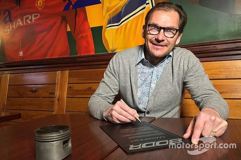 Didier de Radiguès heeft interesse in deelname 80 Day Race