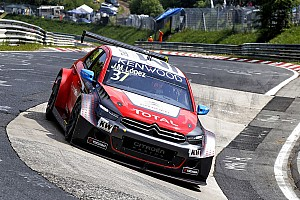 WTCC Qualifying report Nurburgring WTCC: Lopez obliterates lap record to clinch pole