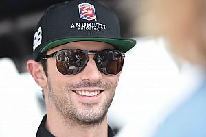 IndyCar Breaking news Rossi tetap di IndyCar untuk musim balap 2017