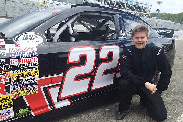 ARCA Myatt Snider set to move up to ARCA competition