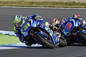 MotoGP Breaking news Suzuki happy to sacrifice technical privileges with podiums