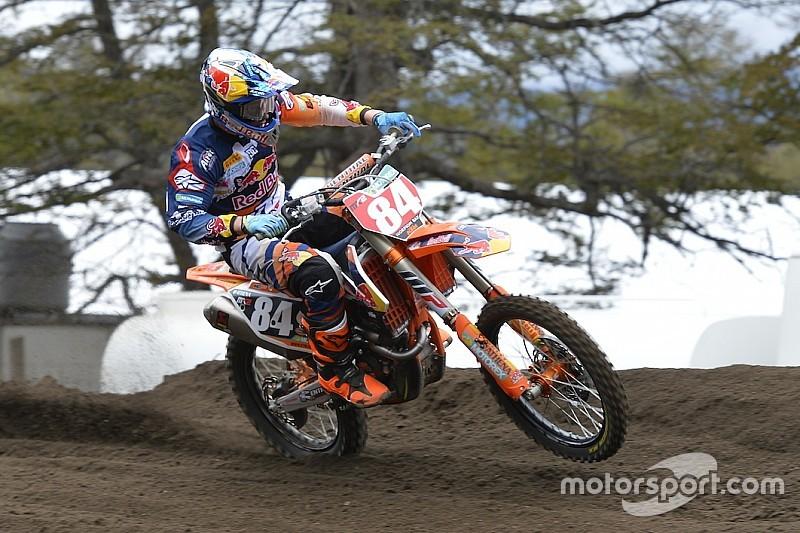 Jeffrey Herlings prenota il GP di Patagonia