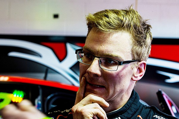 Perkins, Luff retained by Walkinshaw for enduros