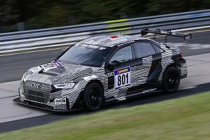 VLN Résumé de course Des débuts encourageants pour l'Audi RS 3 LMS sur la Nordschleife