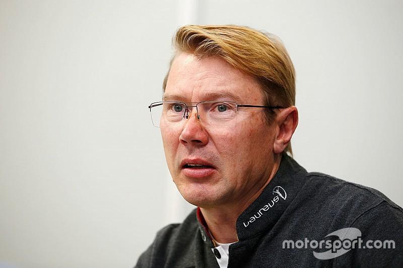 Міка Хаккінен повертається до McLaren