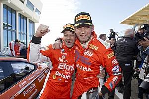 GT4 European Series Nieuws Van der Ende en Van Oranje trots op 1-2 bij seizoensafsluiting GT4