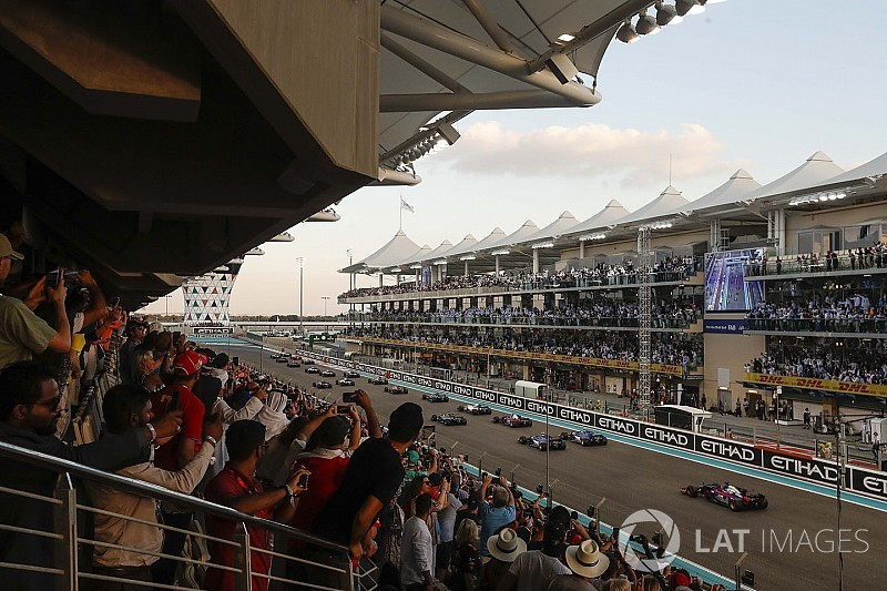 F1 registra crescimento de público nas arquibancadas em 2017