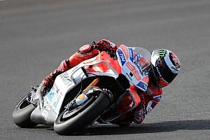 MotoGP Reactions Lorenzo: Saya lebih baik dibandingkan dua tahun lalu