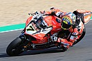 Davies says 2018 WSBK rules unfairly penalise Ducati