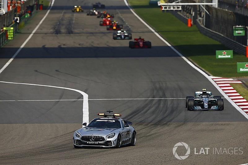 """Bottas iba hacia una carrera """"perfecta"""" hasta el auto de seguridad"""