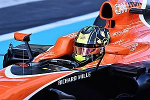 F1 Noticias de última hora Eric Boullier quiere más esfuerzo de Lando Norris para llegar a McLaren