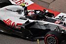 F1 ハース、落下の危険性高いパーツ除去。ダウンフォース大幅減に苦しむ
