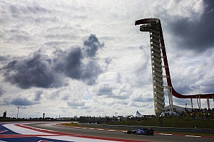 United States GP: Follow final practice live