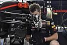 Red Bull: provato un bracket nel porta mozzo come sulla Ferrari!