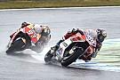 MotoGP Fotogallery: Dovizioso tinge Motegi di rosso Ducati