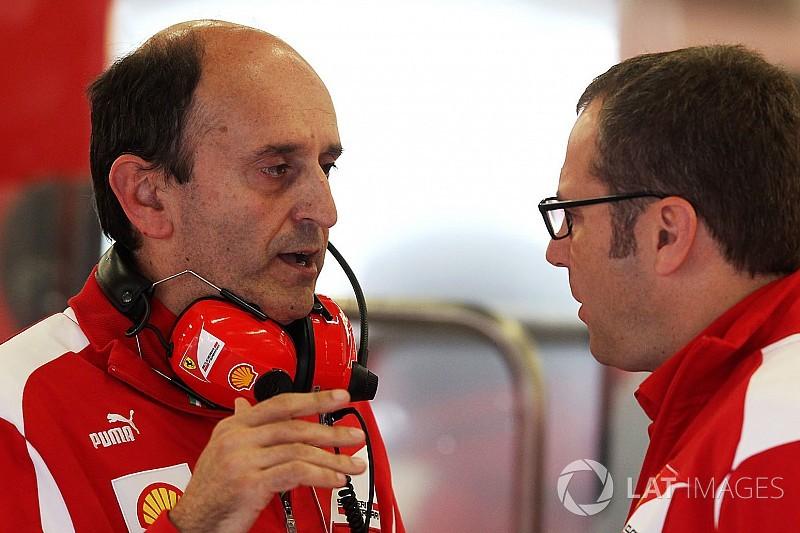 Marmorini trabaja como consultor de Aston Martin para F1