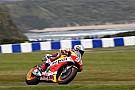 موتو جي بي ماركيز أوّل المنطلقين في سباق فيليب آيلاند